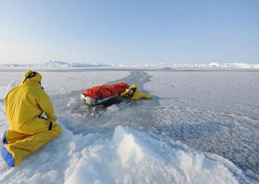 Gelo no Ártico vai desaparecer em 20 anos